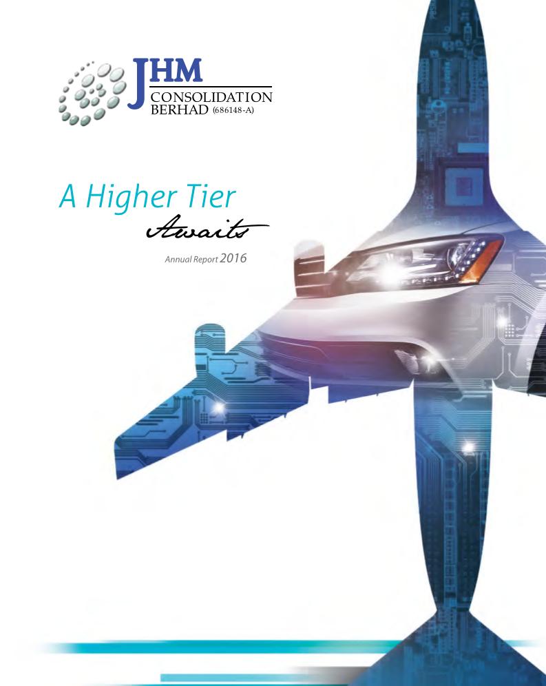 JHM annual report 2016